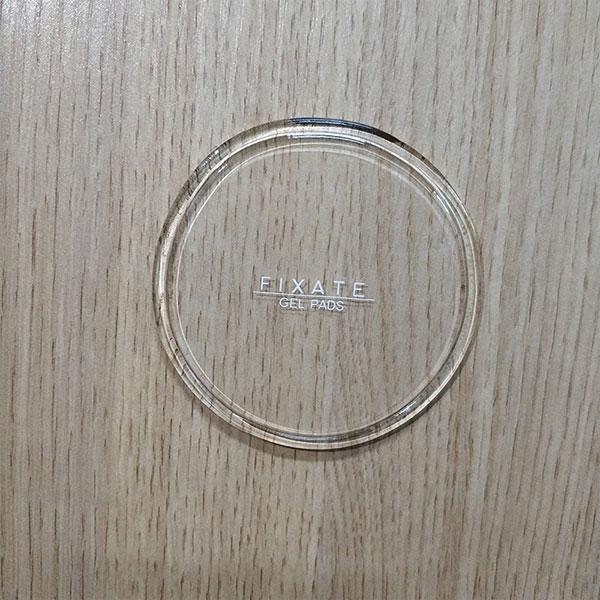 transparent (round