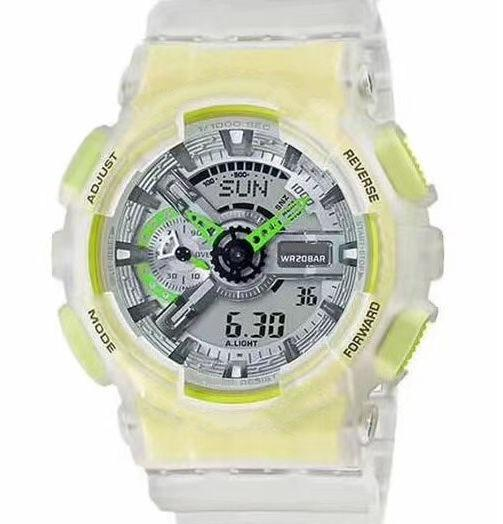 GA110 Transparent Grün