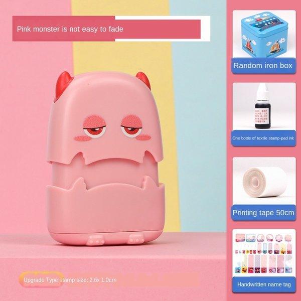 rosa kleine Monster-große Geschenktüte A