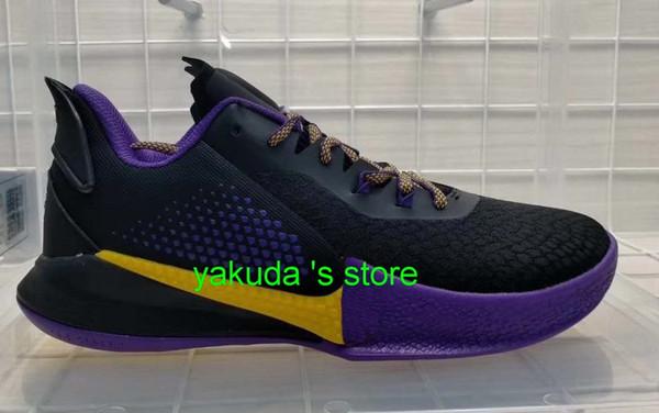 Laker Black Purple