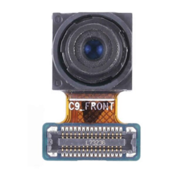 Caméra C8 avant