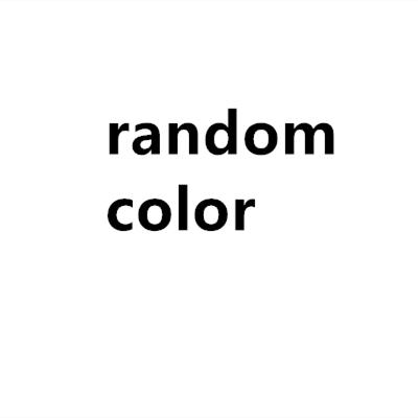 rastgele renk