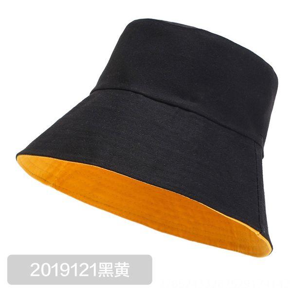 2019221 Baumwolle schwarz und gelb