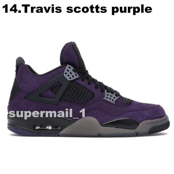 14.Travis Scotts púrpura
