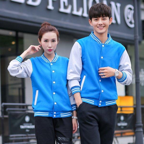 스카이 블루 컬러의 스웨터