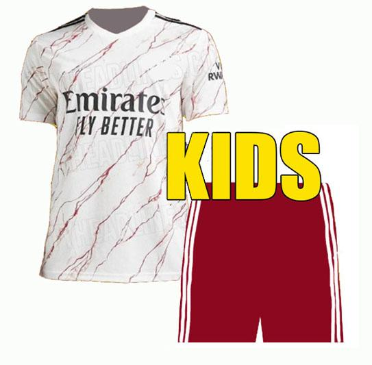 2020 Away Kids