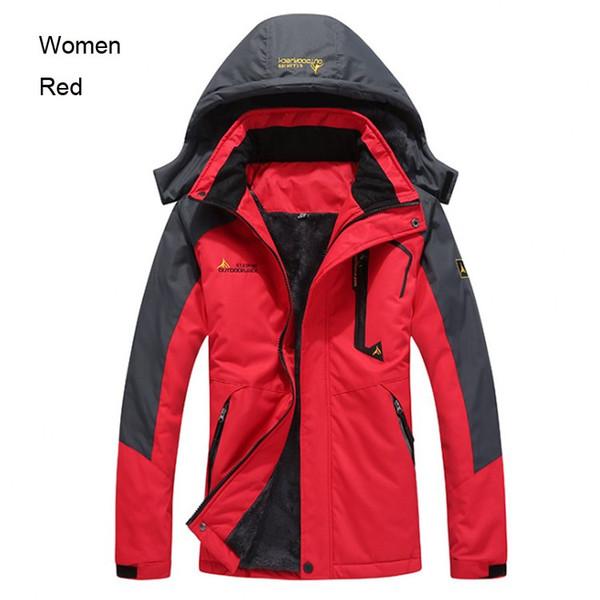 Frauen rot