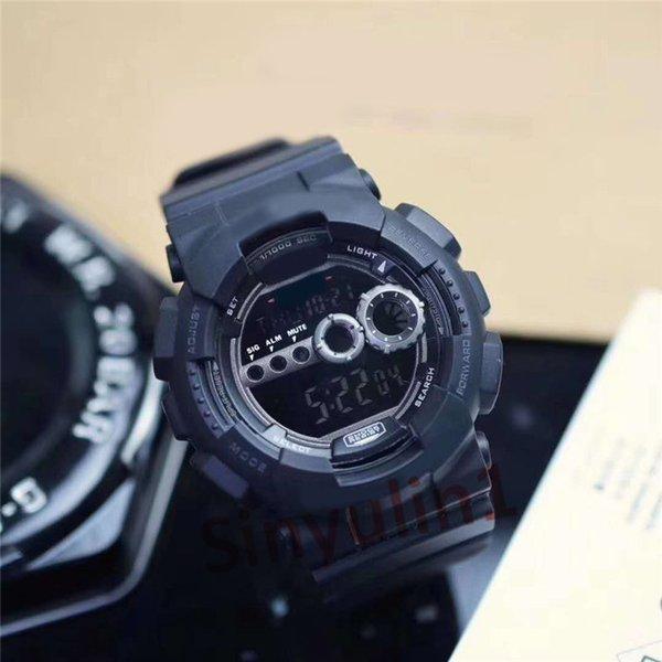 5 full black watch