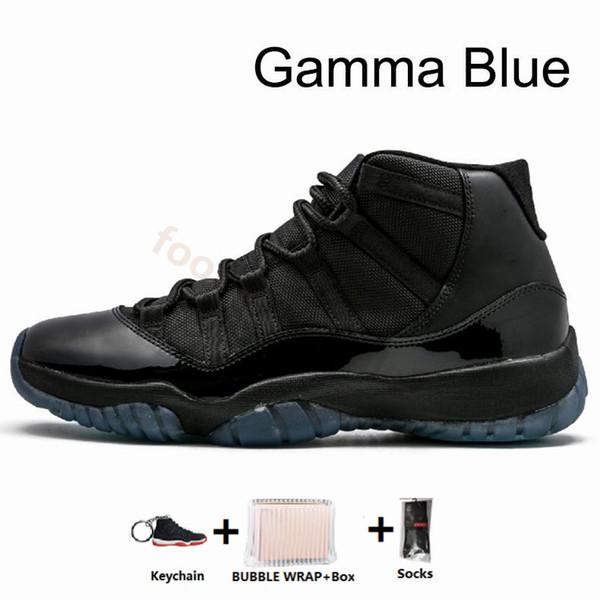 11'ler-Gamma Mavi