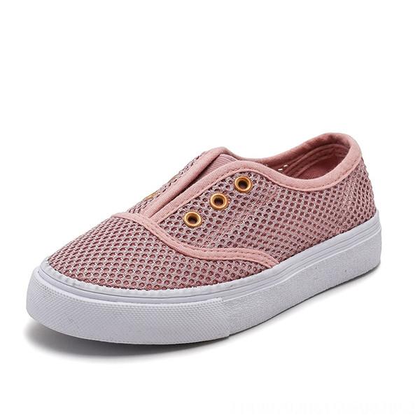 7077 niños # 039; s de los zapatos rosa neto