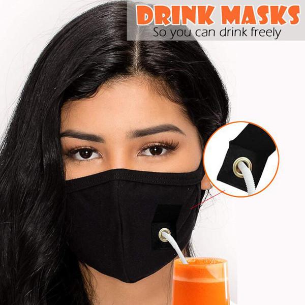 питьевая маска для лица взрослых