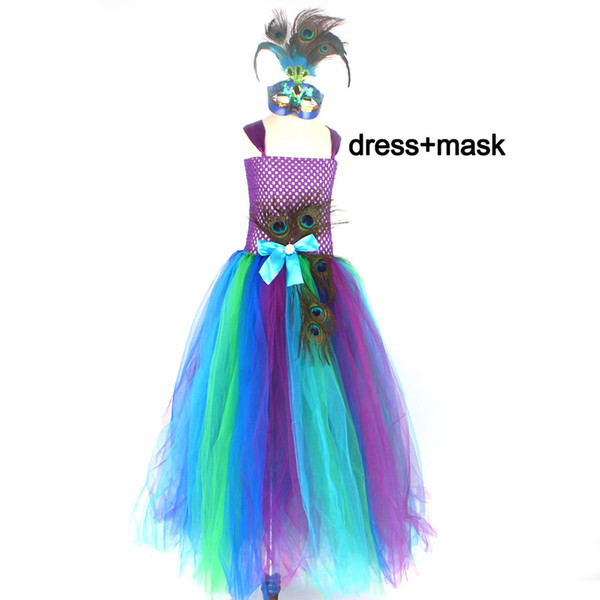 dress and mask