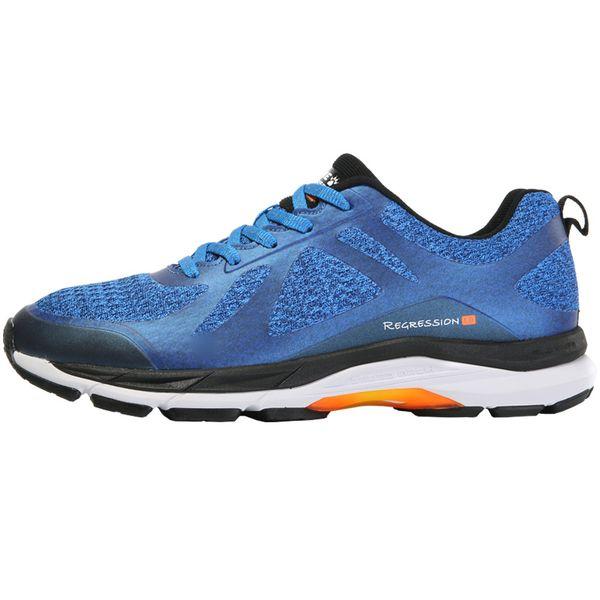 Blue Sneakers Men 2
