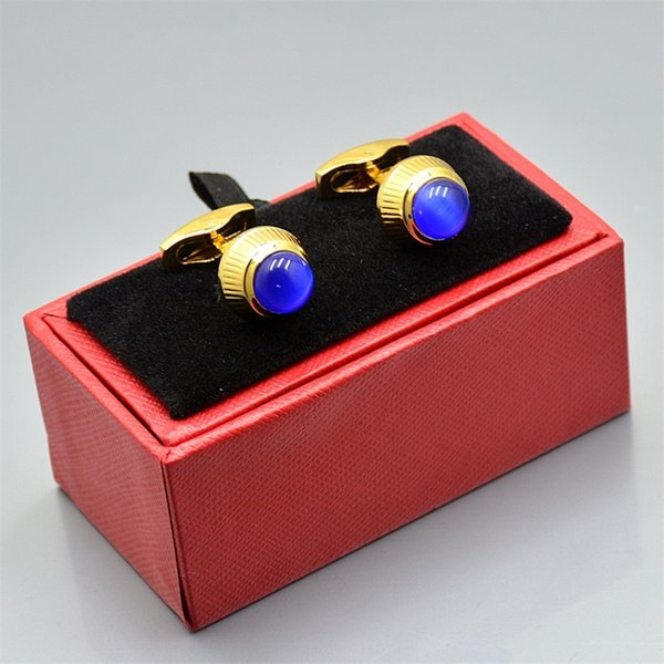 Golden with box