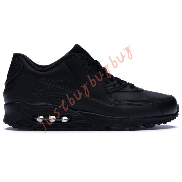 leather black