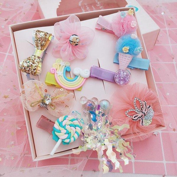 arco iris brillante dulces