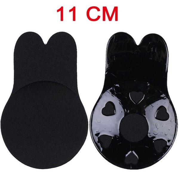 Schwarz 11 cm