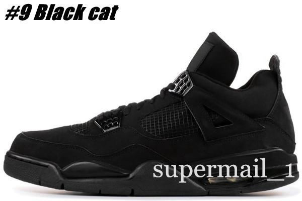 # 9 gato preto