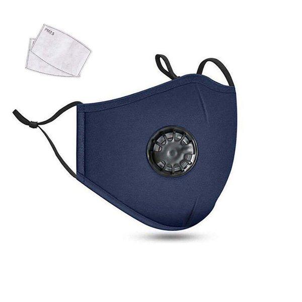 # 5 (1 máscara + 2 Filtro pad)