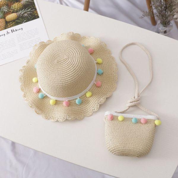 beige chapeau-bag