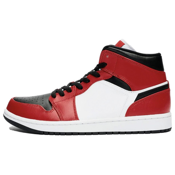 # 11 Mid Chicago Black Toe 36-46
