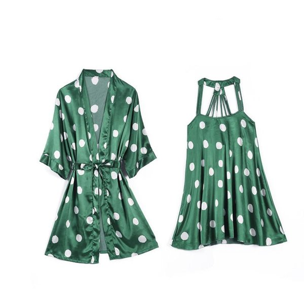 Robe Set Green