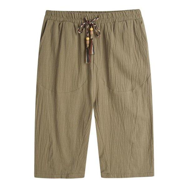 Verde dell'esercito Pantaloni Uomo