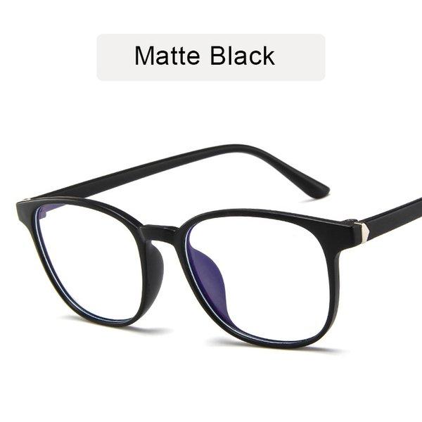 матовый черный