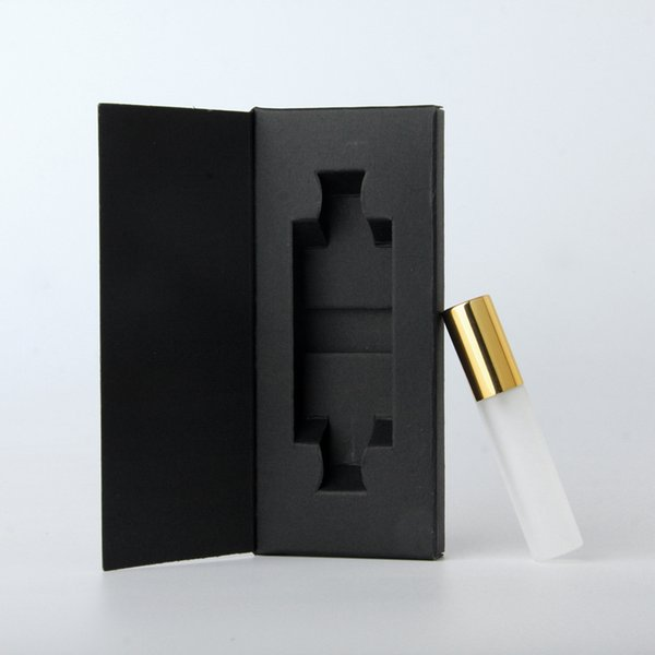 10ML الأسود مربع الذهب