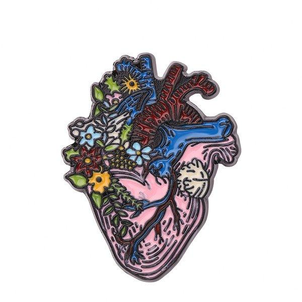 çiçek Kalp