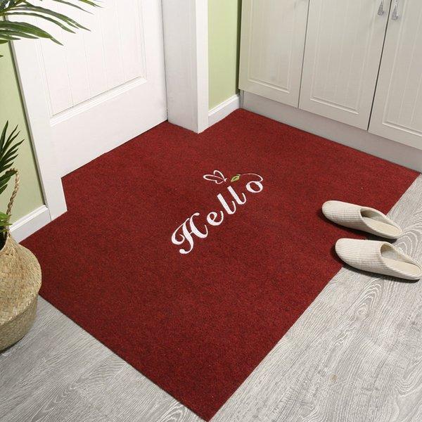 Hallo Wein rote Farbe-100x100cm (Rectangl
