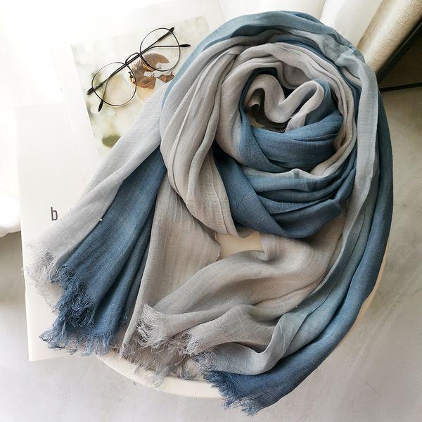 haze blue + light gray]-190cmx90cm