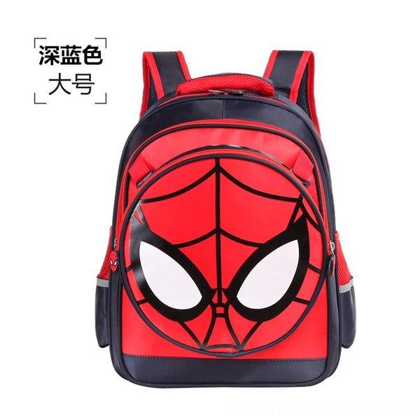 escudo-Spider-Man-oscuro azul de gran tamaño