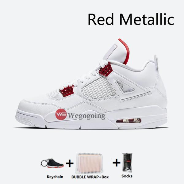 4s-Red Metallic