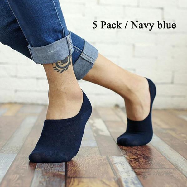 azul 5 Marinha pacote