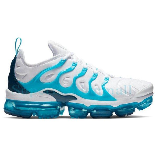 42. 40-45 white blue