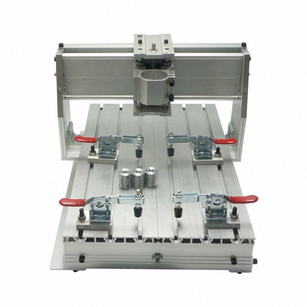 top popular New CNC 3040Z-DQ Ballscrew mini CNC milling machine Engraver Engraving Milling Drilling Cutting Machine Manufacturer Supplier KxgH# 2021