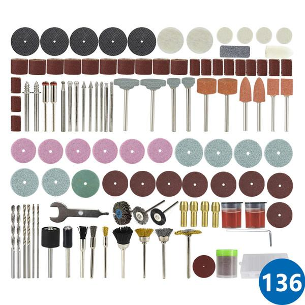 136pcs Box Set