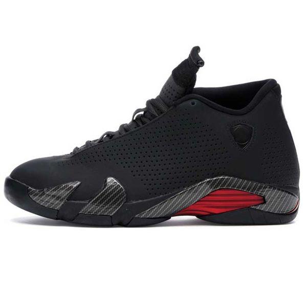 # 5 SE Negro Rojo 40-47