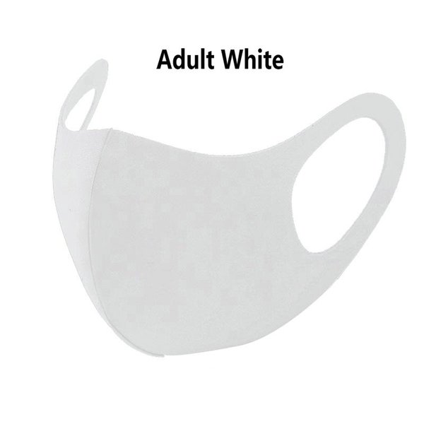 Blanc (taille adulte)