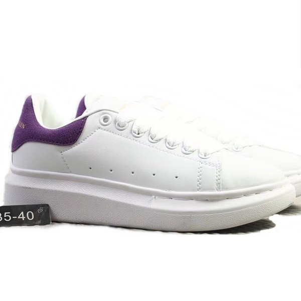 #17 White Purple
