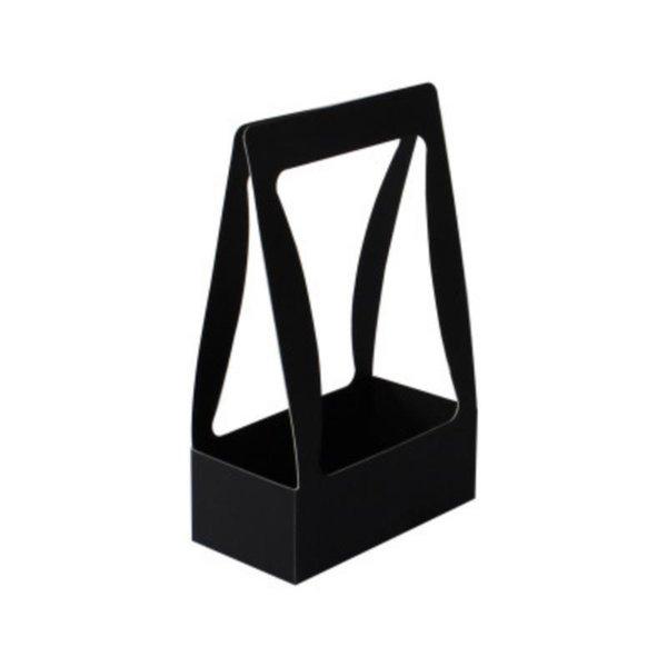 noir porcelaine 34.5x22.5x11.5cm