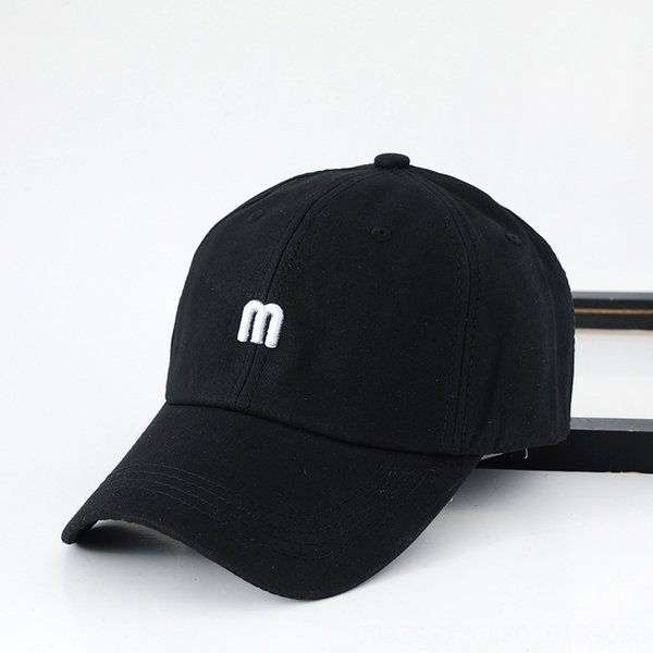 on392 beyzbol şapkası m Harf Siyah