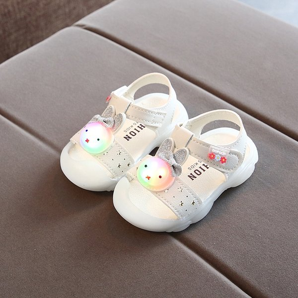 628 good children's sandals White