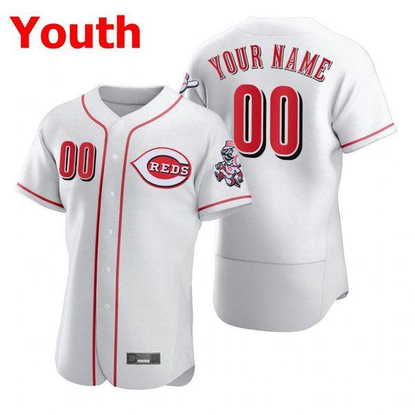 Youth White Flex Base