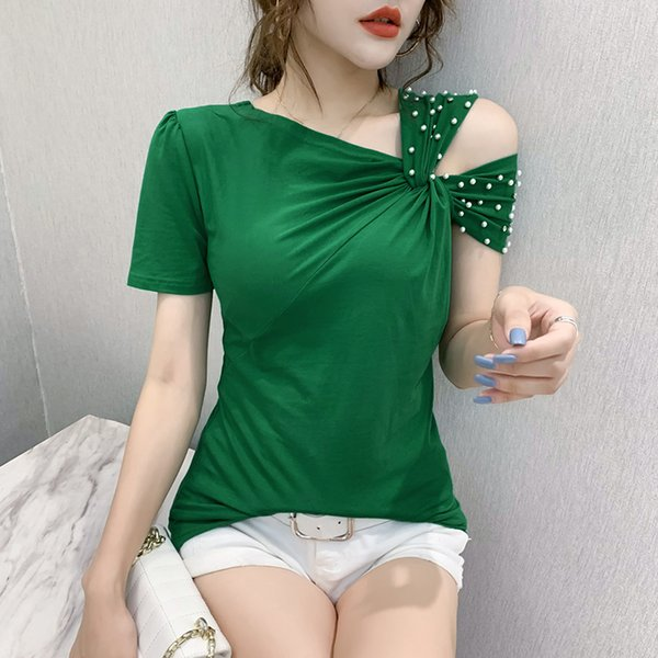 Camiseta verde
