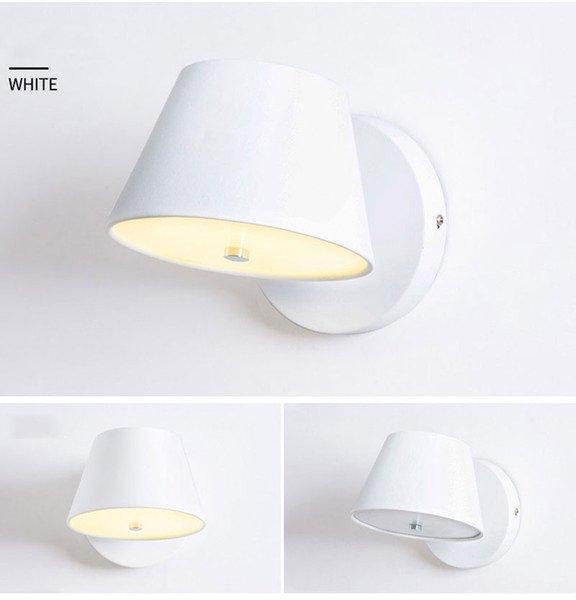 Weiß 6W kühles Weiß (5500-7000K)