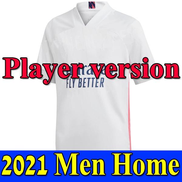 20/21 Männer nach Hause Player-Version