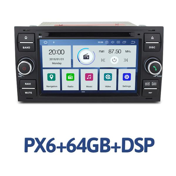 PX6 64г ДСП черный шесть основных