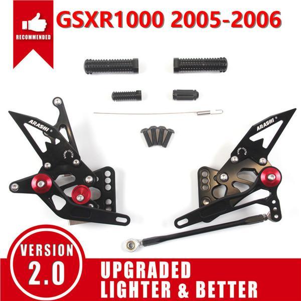 Negro GSXR1000 05-06